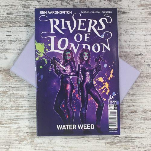 Rivers of London: Water Weed comic