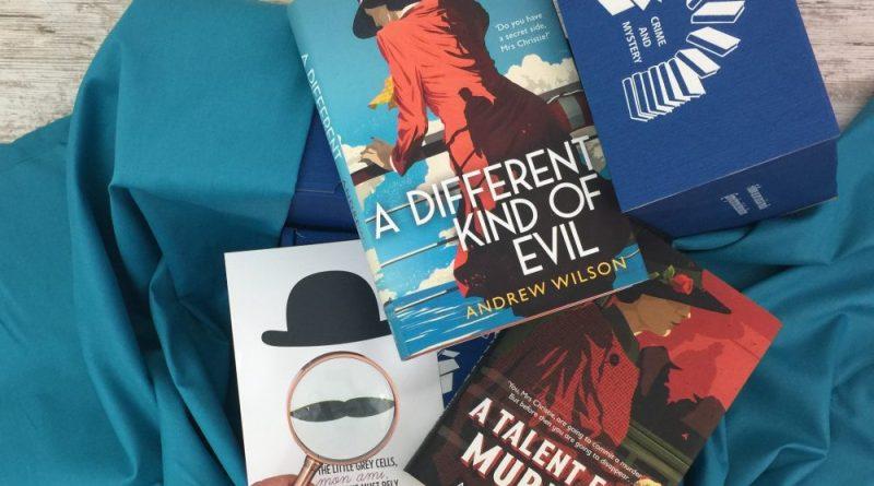 Andrew Wilson (Agatha Christie) novels