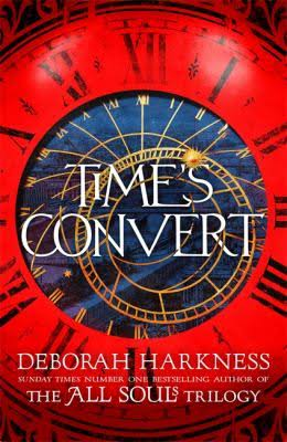 Times Convert by Deb Harkness book cover