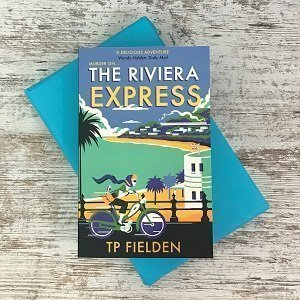 Book Cosy Special Edition Book Box (24) Murder on the Riviera Express by T.P. Fielden