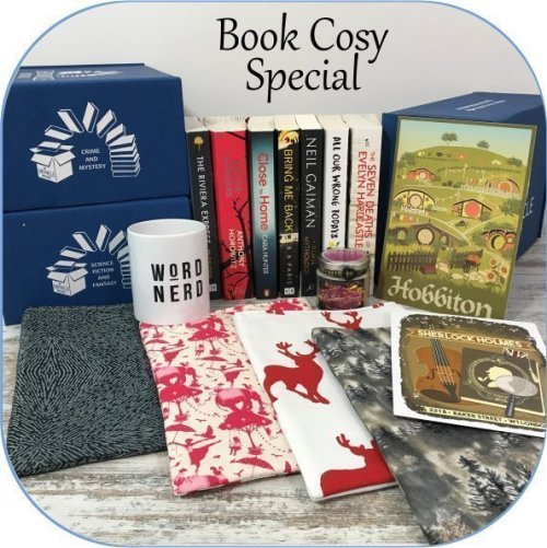 Book Cosy Special Edition Book Box button 2