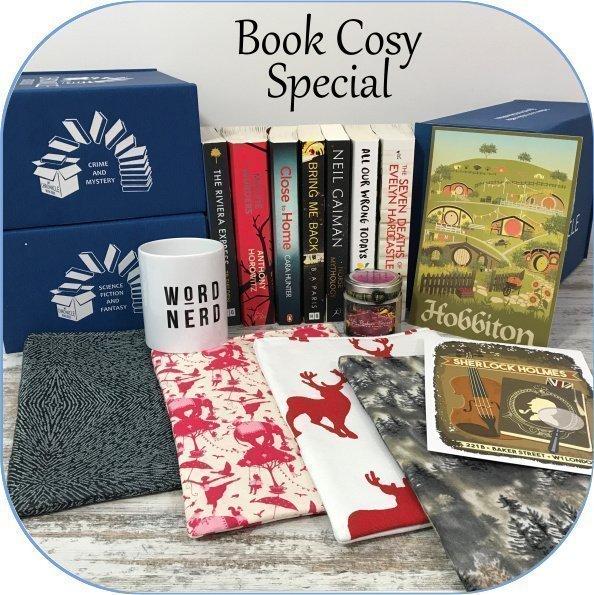 Book Cosy Special Edition Book Box