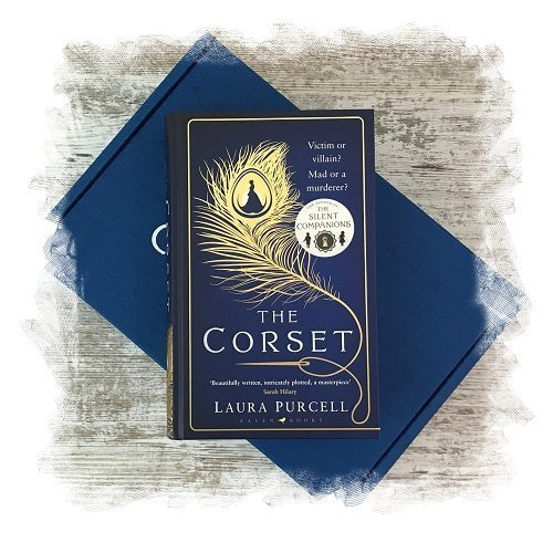 Book Subscription Box - Crime Mystery - November 2018 - The Corset by Laura Purcell