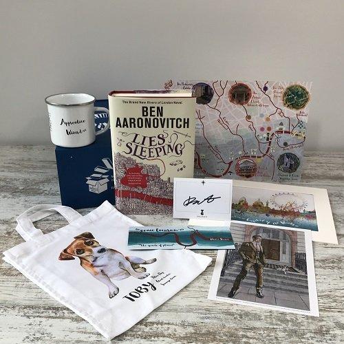 Rivers of London - Book box special - Lies Sleeping - Ben Aaronovitch