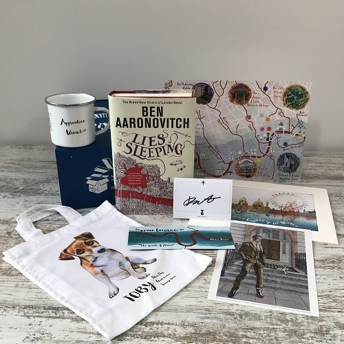 Rivers of London book box special product image 3