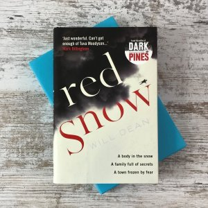 Book Subscription Box - Crime Mystery - February 2019 - Red Snow - Will Dean