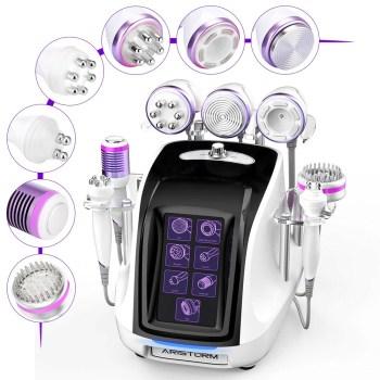 40K Cavitation RF Vacuum Microcurrent Slimming Machine