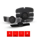 EMS Muscle Training Gear Body Massager Home Exercise Body Shape Fitness ABS Fit