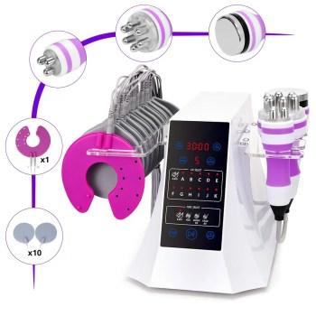 EMS cavitation rf body shape home use machine_LY-5601J