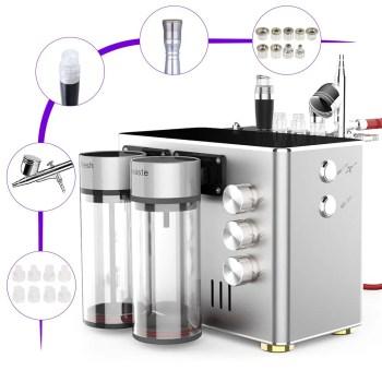 Hydra microdermabrasion peeling machine