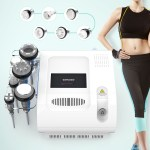 RF Vacuum Cellulite Removal Body Slimming Machine