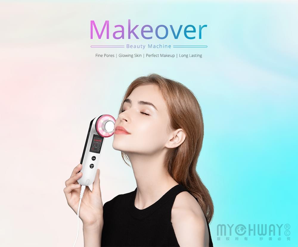 Ultrasonic Facial Cleanser