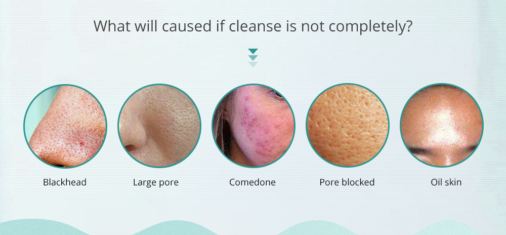 Pores Cleaning