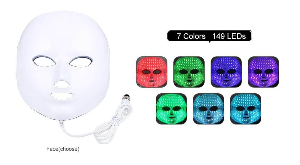 LED Photon Mask
