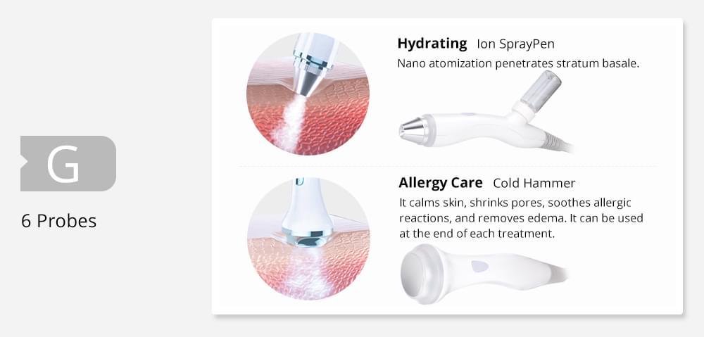 oxygen facial care