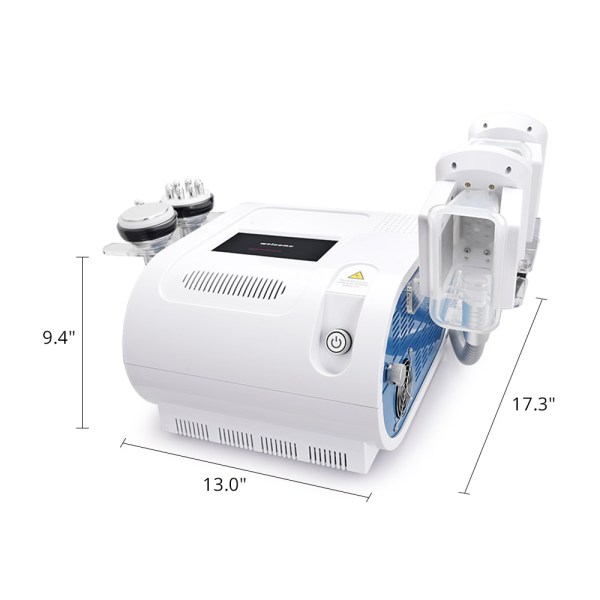 Double Handles Cooling Systerm