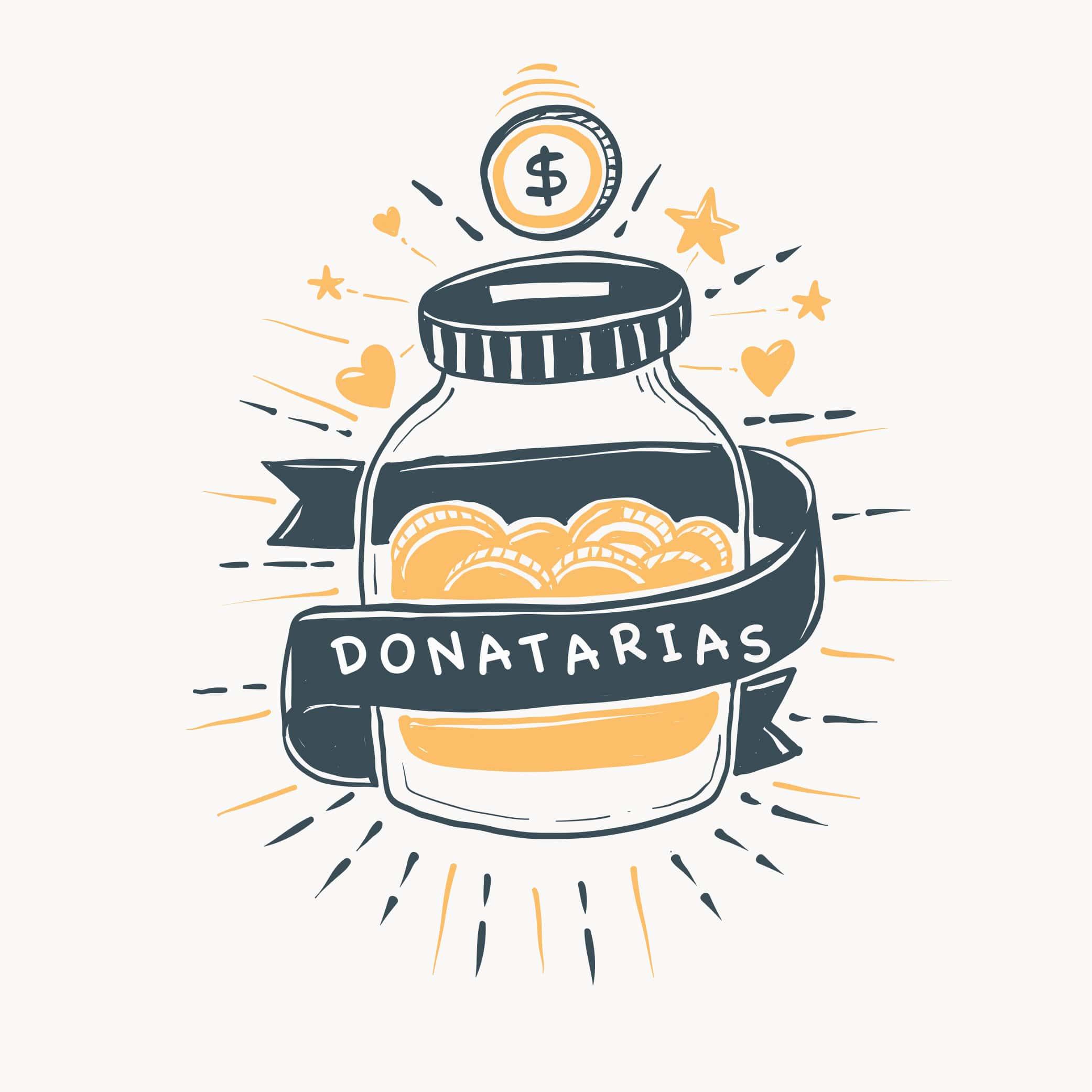 Se publican autorizaciones y revocaciones para donatarias