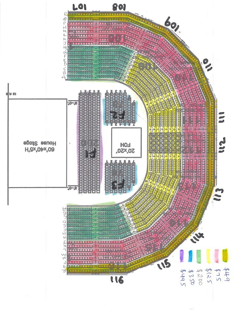 Landers Center Seating Chart Southaven Ms Wallseatco