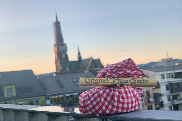 My City Guide - Linzer Torte