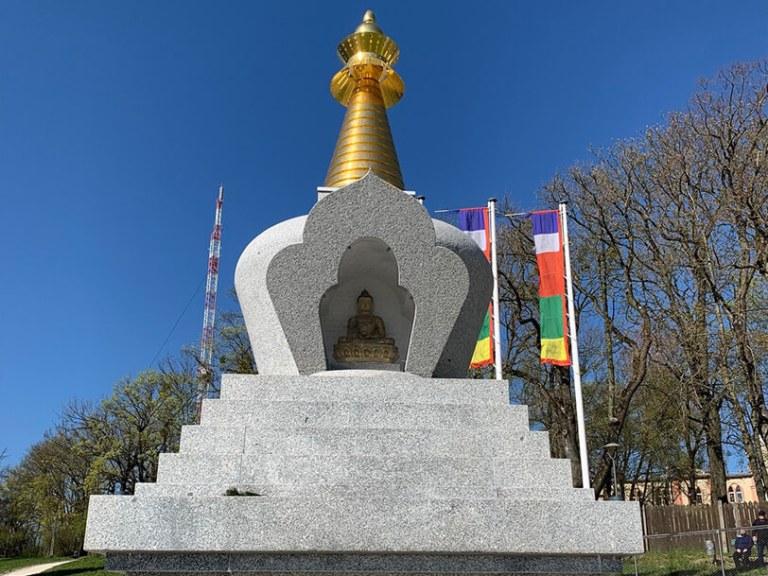 My City Guide Stupa