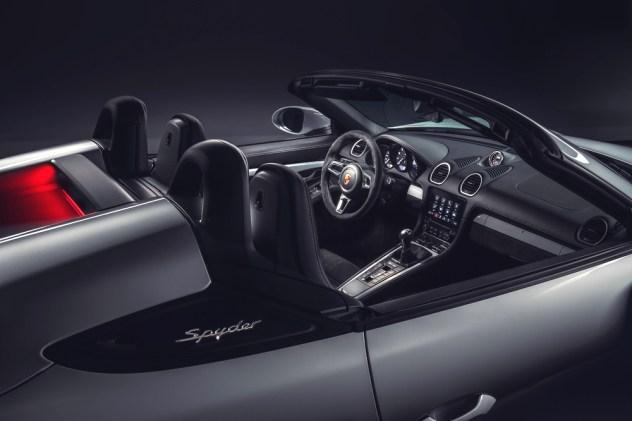 The 2020 Porsche 718 Cayman GT4 & 718 Spyder —
