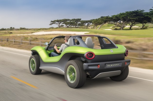 VW Buggy Concept to appear to Pebble Beach —