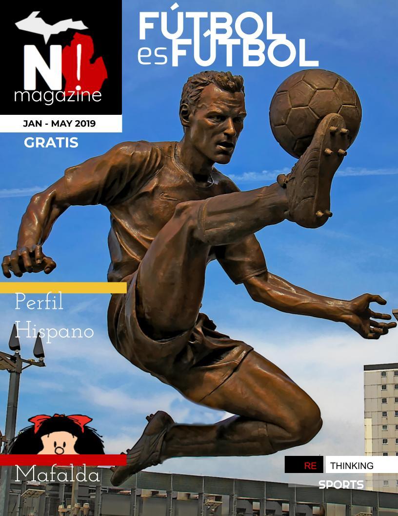 3.0 Ñ! Magazine
