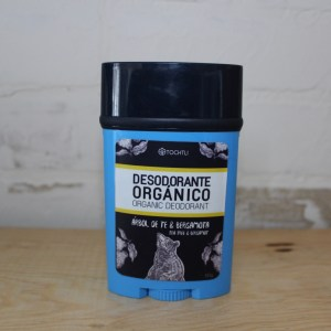 Desodorante de Árbol de te con Bergamota