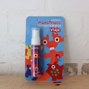 spray aromaterapia viaje niños
