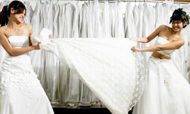 Deal Alert: One Day Vows Wedding Dress Sale