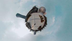 360全景摄像机,普罗大众的玩具?——Insta360