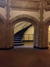 7 - More archways and winding staircases.