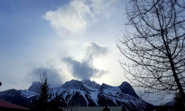 Views in Canmore
