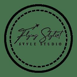flying stylist logo