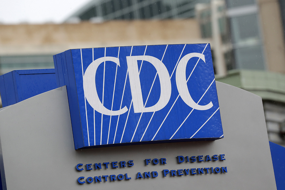 CDC Warning