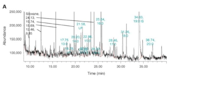 Fiche technique : Quantification de la biomasse et de la diversité microbiennes via les PLFA