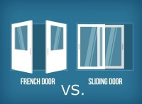 French Doors versus Sliding Glass Doors | My Coastal Windows