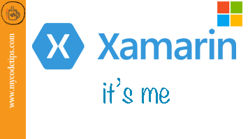 Hi, I'm Xamarin and this is my Profile.