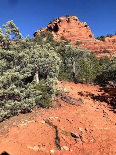 Cave Trail Middle Lands Marks 3