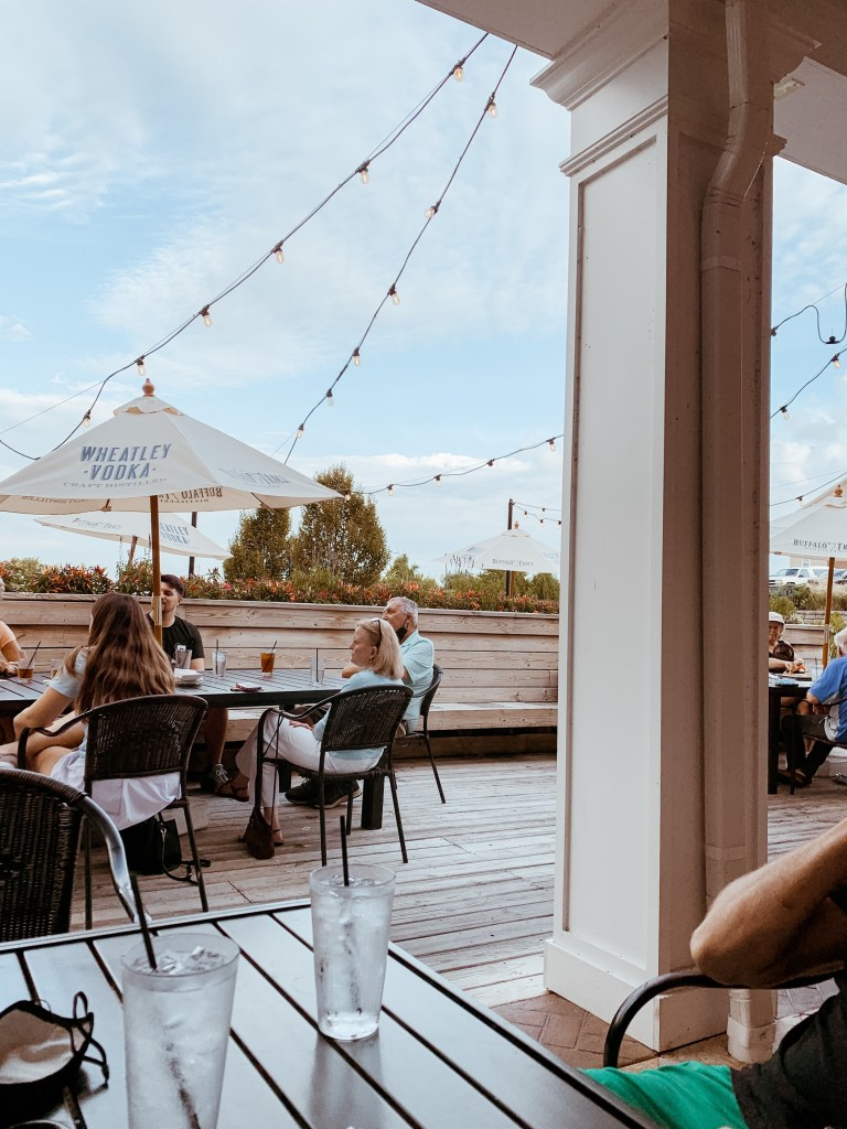 The Goat patio Louisville, Ky- Louisville, KY, United States - Louisville Rooftop Bars - heated patios in louisville, Louisville's Best Patios, Louisville Outdoor Dining During Covid, Outdoor Seating Restaurants in Louisville, Best patio Restaurants in Louisville, Best Restaurants in Louisville