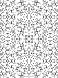 Stress coloring pages for adults. Free Printable Stress ...
