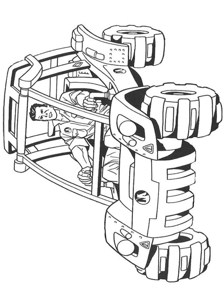 Action Man coloring pages. Download and print Action Man