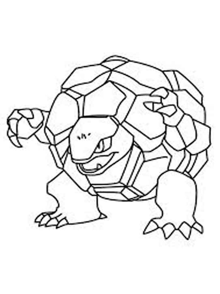 Free Printable Pokemon coloring pages.