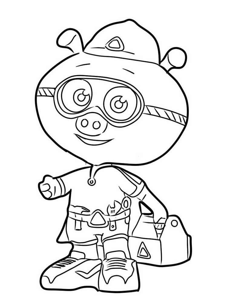 Free Super Why Coloring Pages Download And Print Super Why Coloring Pages
