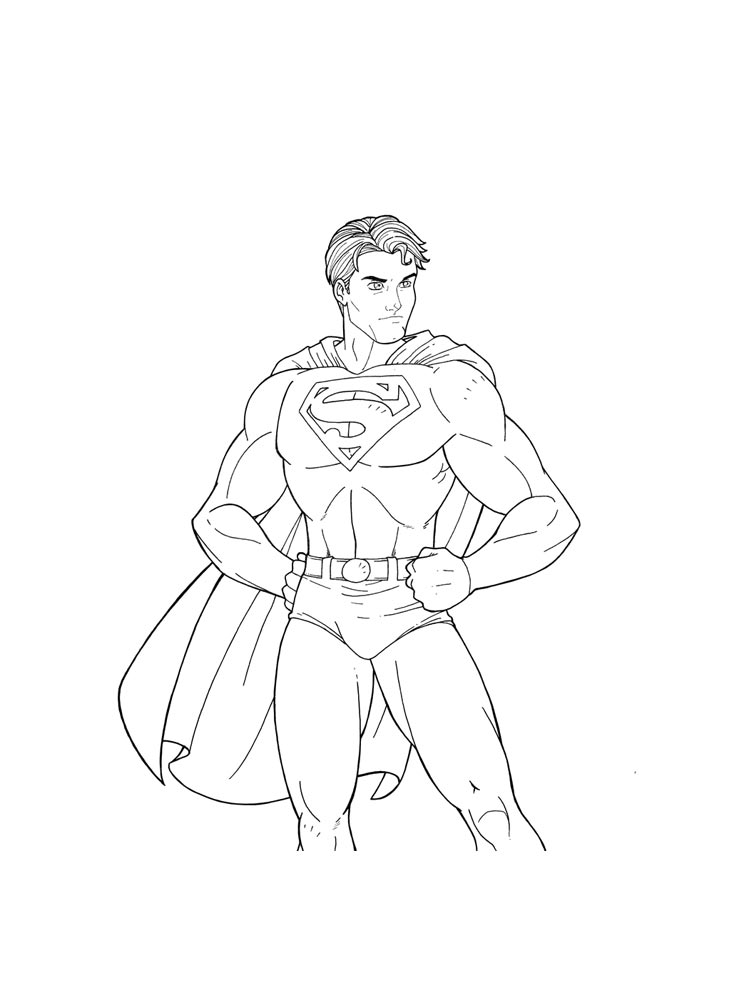 Superman Pictures Cartoon