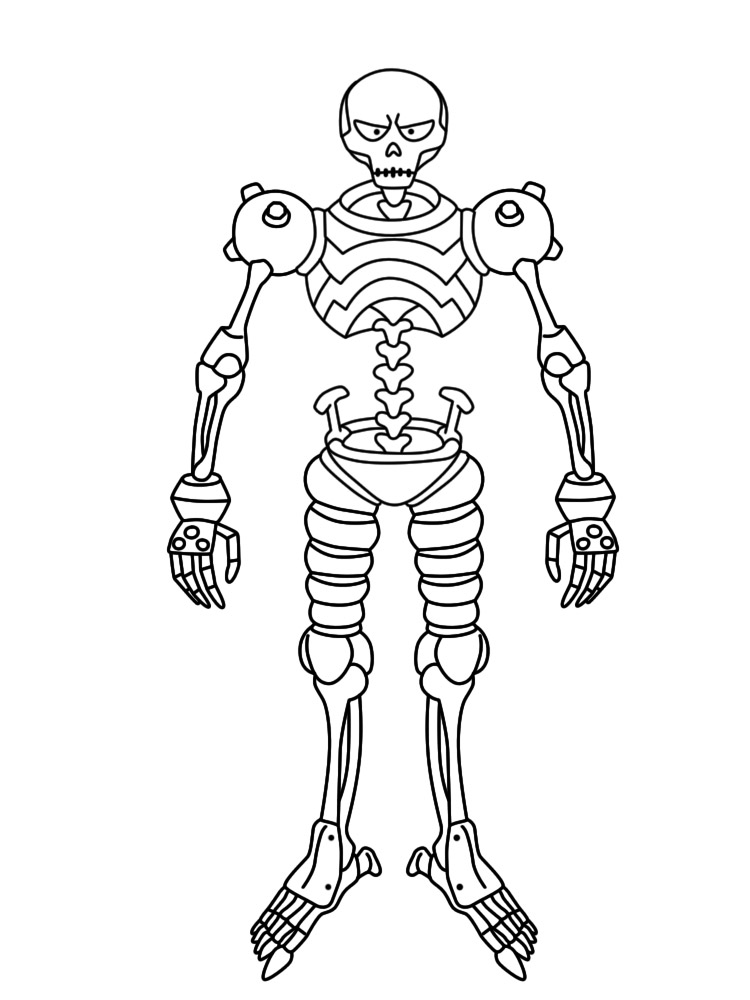 Free Zak Storm coloring pages. Download and print Zak