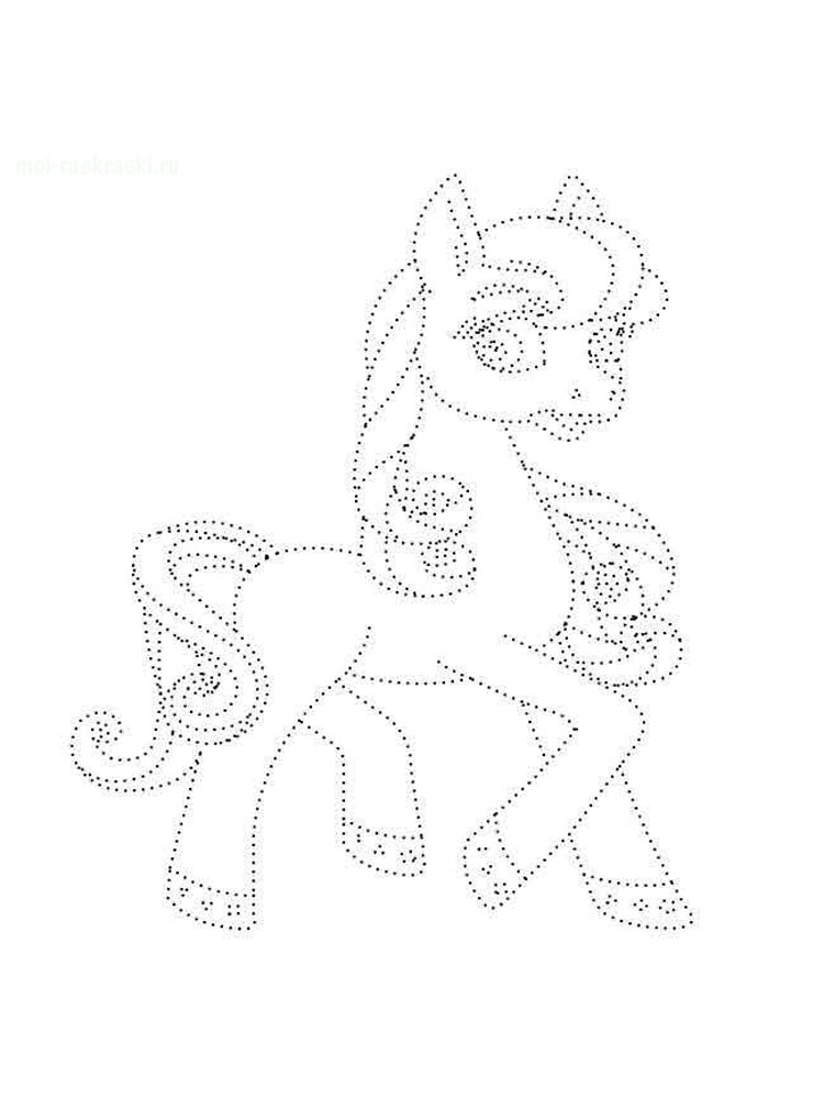 Coloring Pages Ponyville
