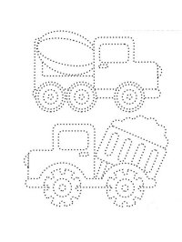 Dot To Dot coloring pages. Download and print Dot To Dot ...