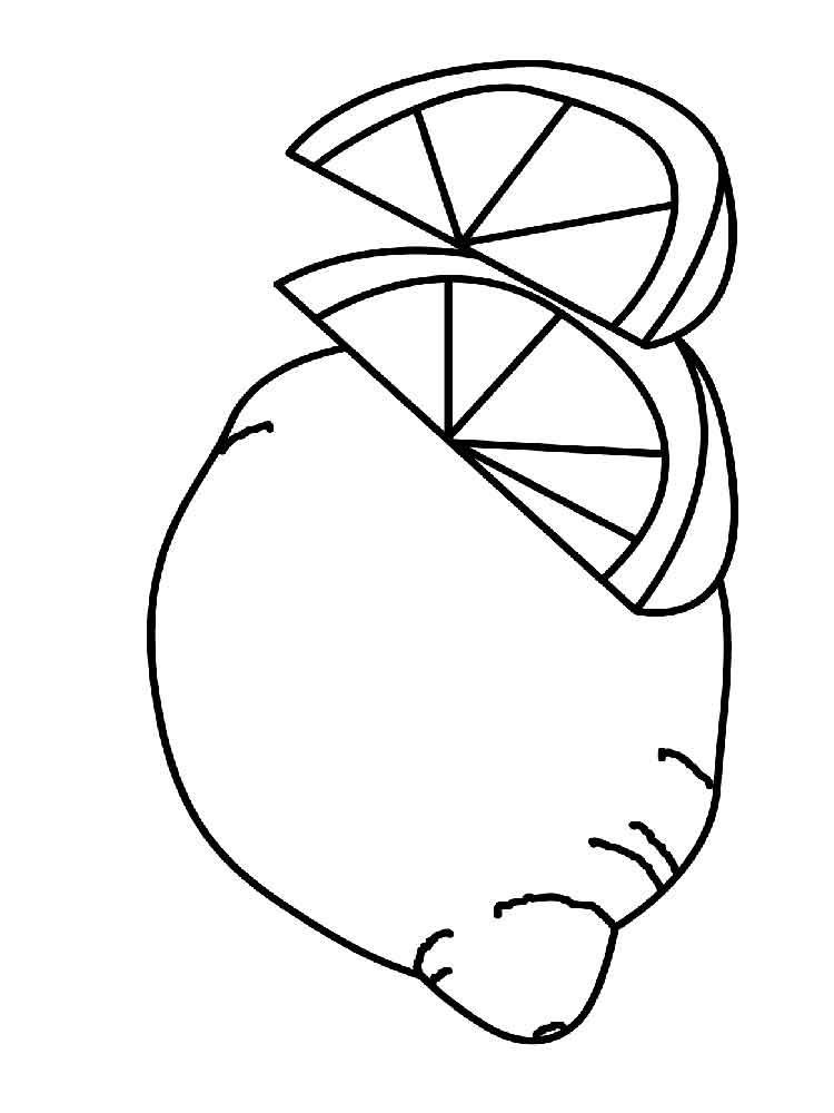 lemon coloring pages. download and print lemon coloring pages.