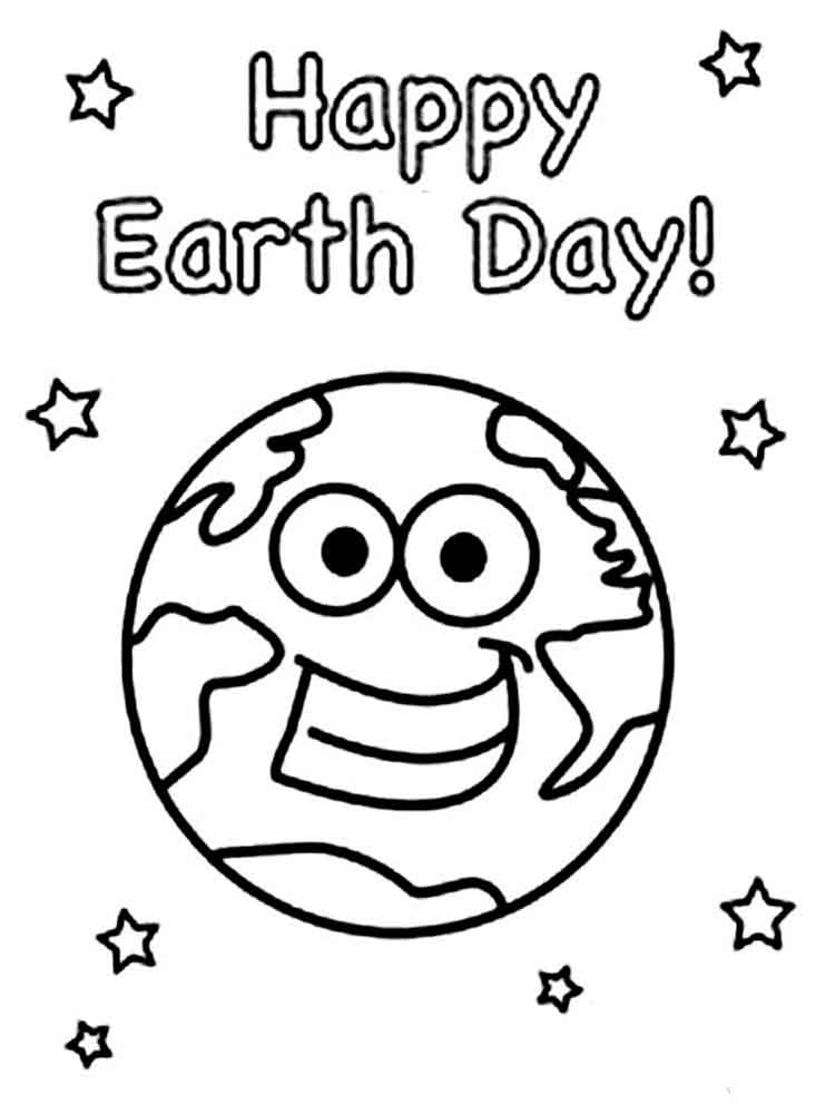 Earth Day coloring pages. Free Printable Earth Day ...